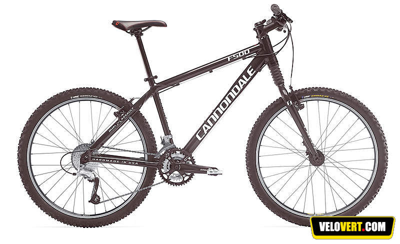 13dd6c2cc03 Mountain biking purchasing guide : Cannondale F500