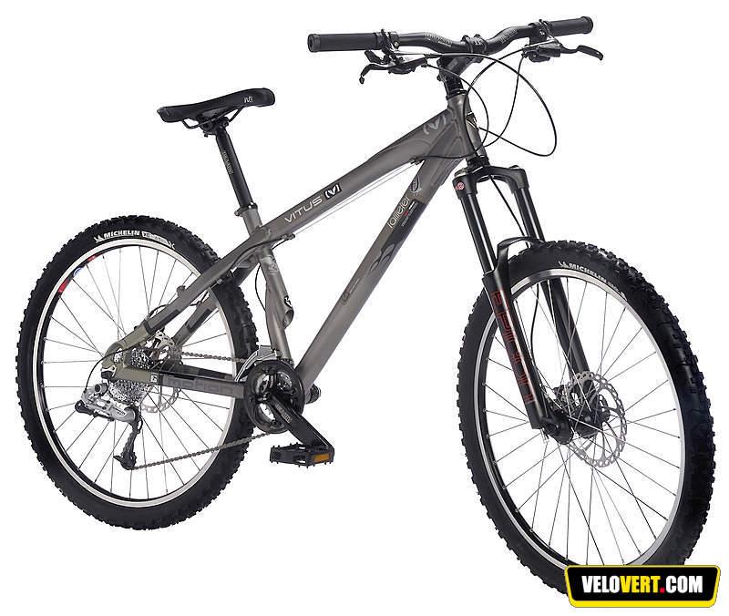 Mountain Biking Purchasing Guide Vitus Motion