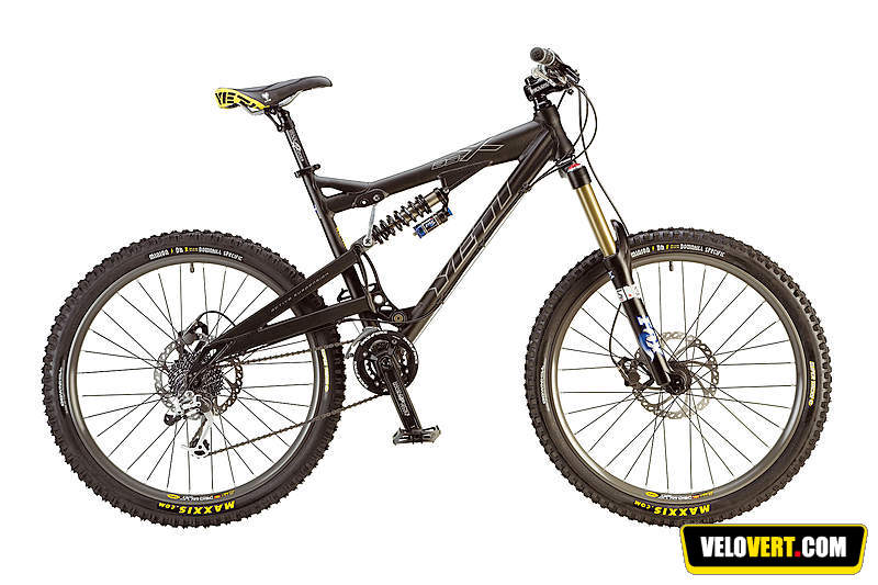 Mountain biking purchasing guide : Yeti ASX