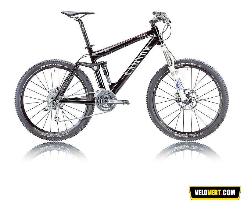 Mountain biking purchasing guide : Canyon Spectral AX 9 0 SL