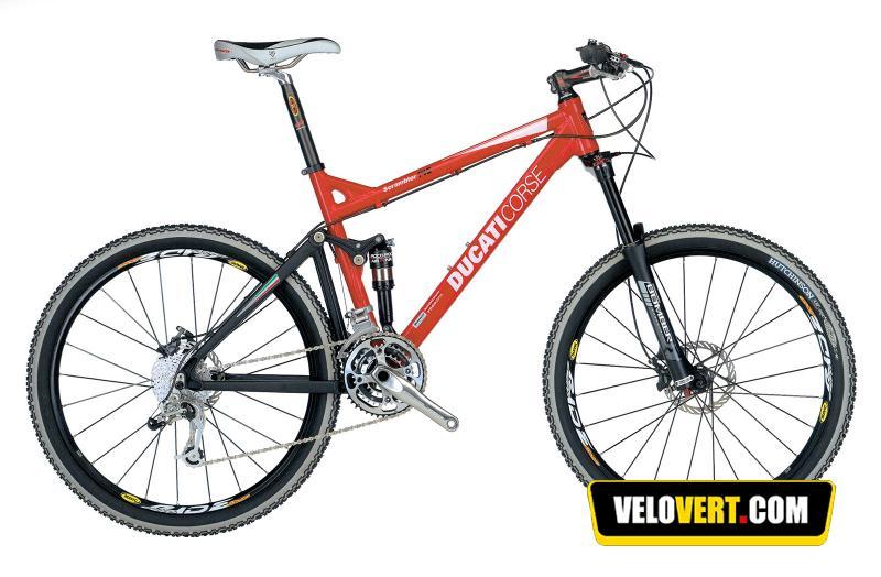 Mountain Biking Purchasing Guide Ducati Scrambler 140