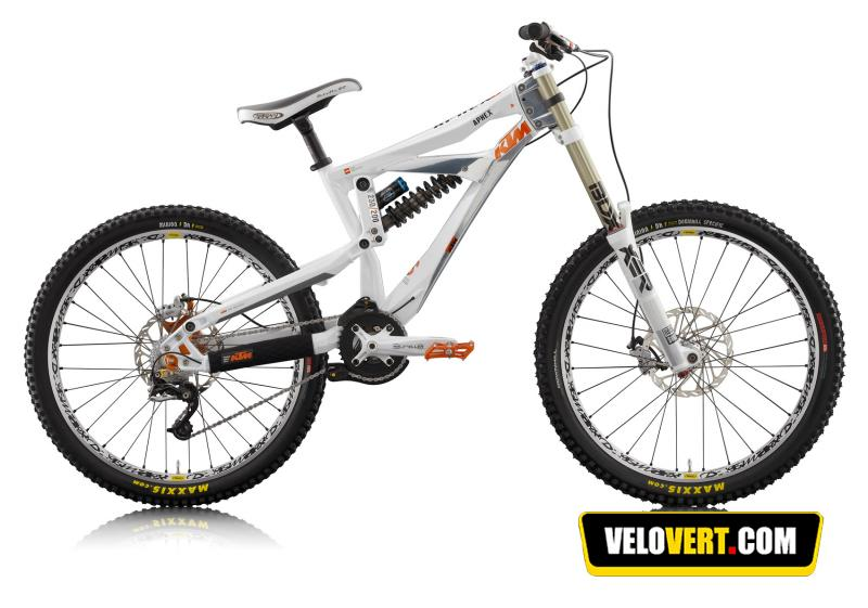 mountain biking purchasing guide ktm aphex. Black Bedroom Furniture Sets. Home Design Ideas