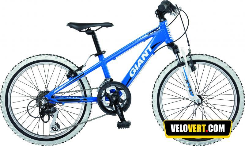 3825cf8755f Mountain biking purchasing guide : Giant XTC Junior 1 20''