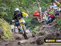 Gee Atherton crash MSA
